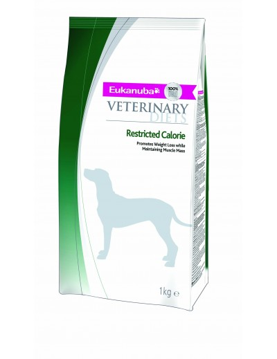 EUKANUBA CANINE DIETS ADULT RESTRICTED CALORIES