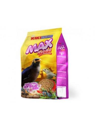 Kiki max menu insectivoros