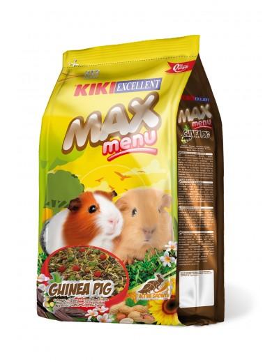 kiki max menu guinea pig para cobayas