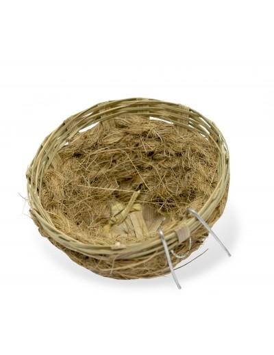 kiki nido de caña y coco para canarios