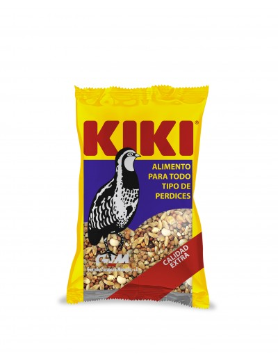 kiki alimento perdices