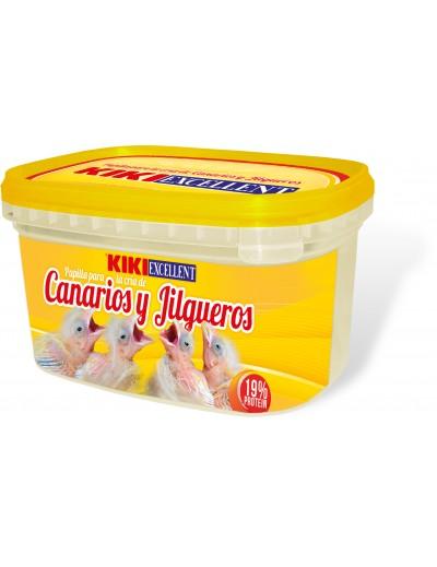 kiki excellent papilla para canarios y jilgueros