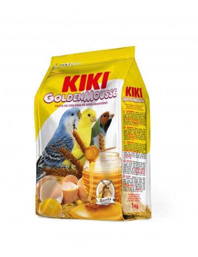 kiki golden mousse pasta de cria