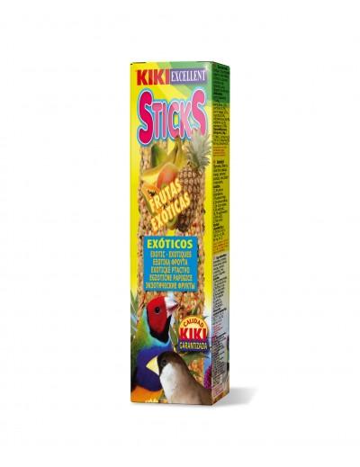 kiki snacks sticks frutas exoticas para exoticos