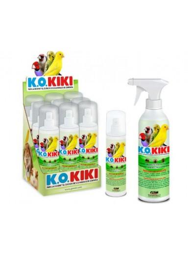 kiki insecticida antiparasitario pro pájaros