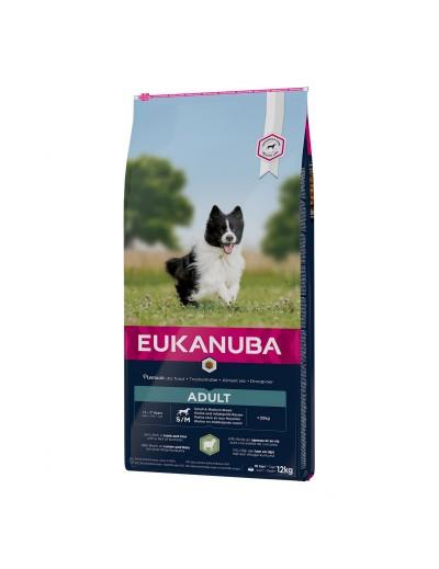 eukanuba mantenimiento razas pequeñas/medianas cordero y arroz