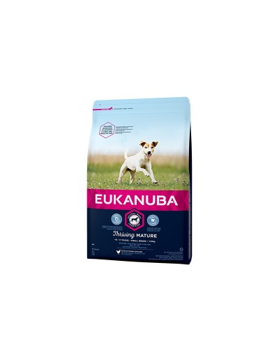 eukanuba mature razas pequeñas