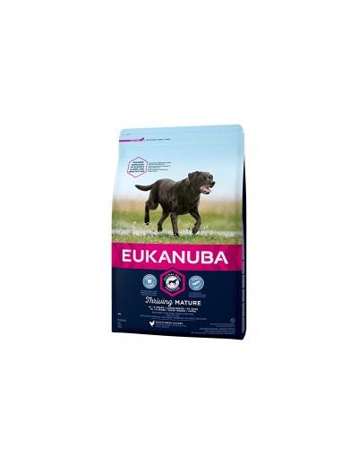 eukanuba mature razas grandes