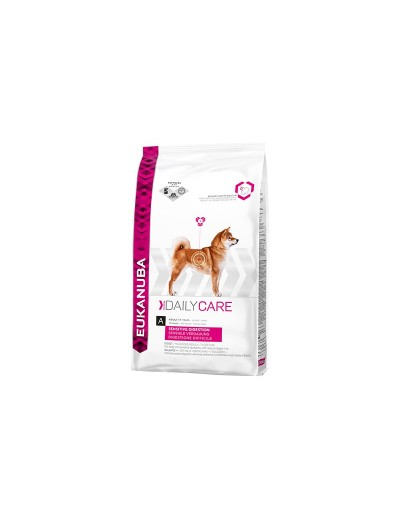 eukanuba daily care sensitive digestion para perros
