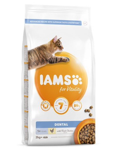 IAMS for Vitality - Dental - Alimento para Gato