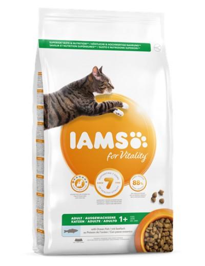 IAMS for Vitality Alimento para Gato Adulto con pescado oceánico