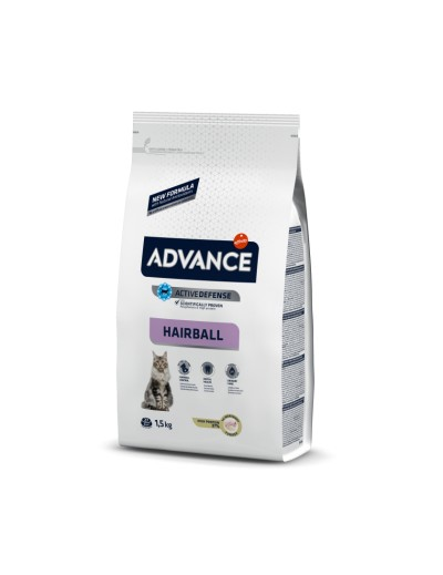 ADVANCE Hairball para gatos