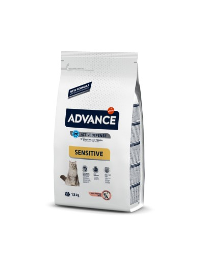 advance Sensitive para gatos