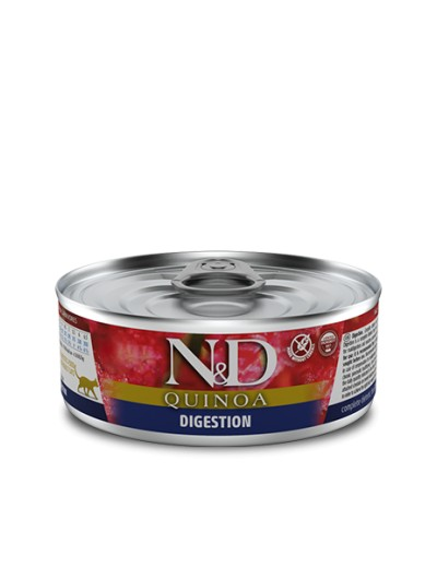 farmina lata DIGESTION para gatos 80 gr
