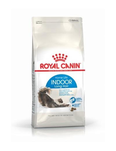 royal canin INDOOR LONGHAIR para gatos