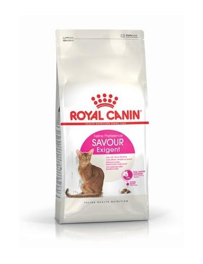 royal canin SAVOUR EXIGENT para gatos