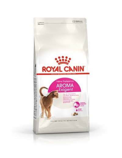 royal canin EXIGENT AROMA para gatos