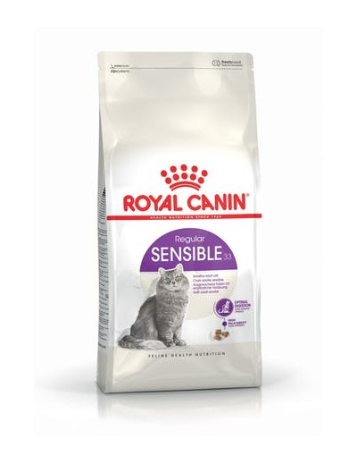 royal canin SENSIBLE para gatos