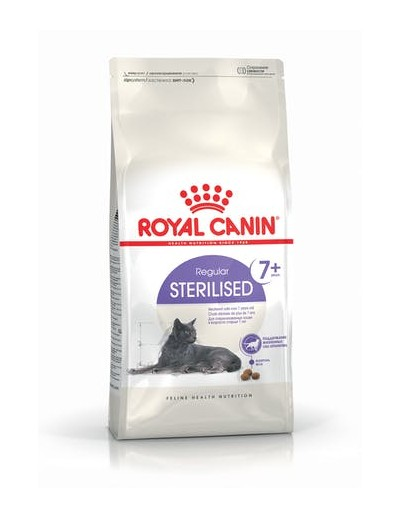 royal canin STERILISED 7+ para gatos
