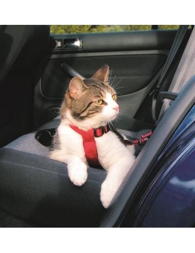 Arnés para Coche para gatos Trixie